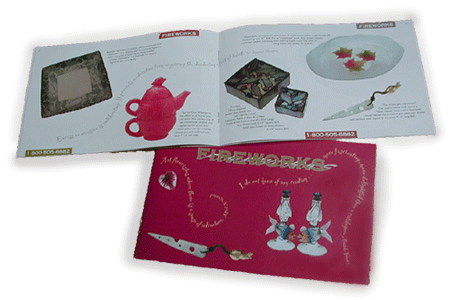 Fireworks Gallery Holiday Catalog